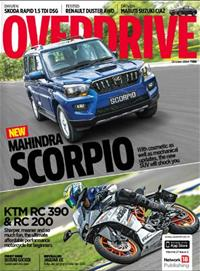 Overdrive Magazine Cover Oct 2014