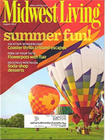 Midwest Living Cover