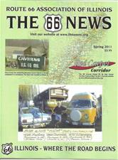 Route 66 Magazine Cover 2011