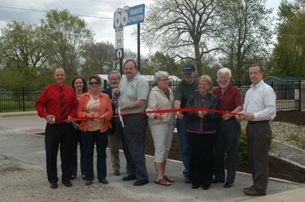 Route 66 Wayside Dedication