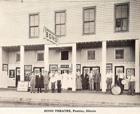 The Bond Theater
