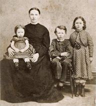 Civil War Family without Father