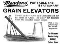 Meadows Manufacturing Ad 1912