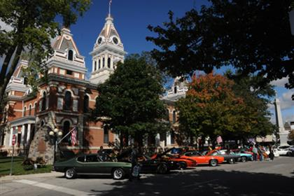 GTOs Around the Square
