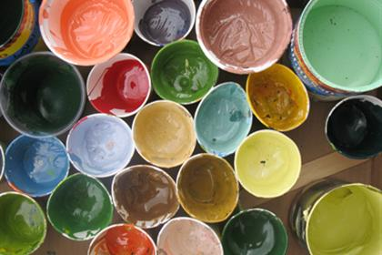 Walldog Paint Cups - Ready for Application!