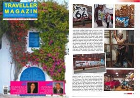 Traveller Magazine - Romania