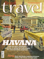 Brazil Travel Cover