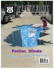 Route 66 Magazine Cover