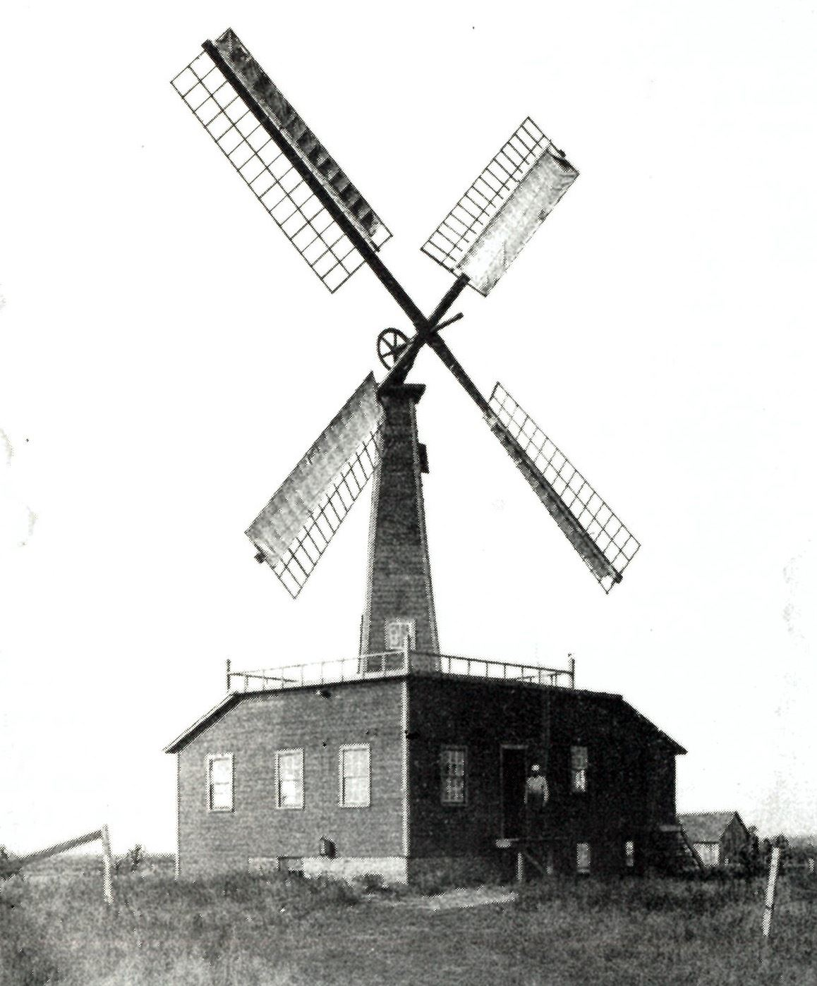 Cereal Mill