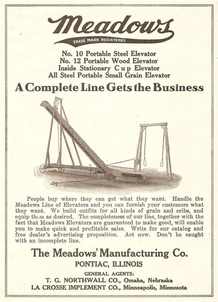 Meadows Ad